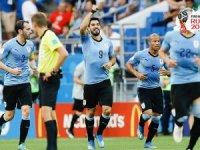 Uruguay ve Rusya gruptan çıktı