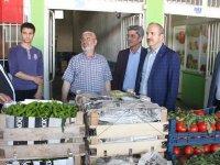 Etyemez: Yaş sebze ve meyve üretiminde ilk 5 ülke arasına girdik