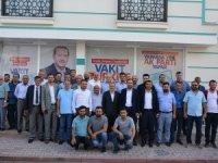 AK Parti Konya Milletvekili adayı Yılmaz Çumra'da