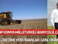 Tarımsal Üretime Yeni Fidanlar, Genç Fikirler Gerek