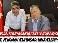 """TÜRKİYE VE KONYA YENİ BAŞARI HİKAYELERİ YAZACAKTIR"""""""