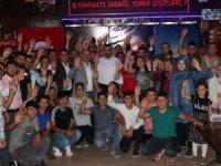 Cumhurbaşkanı Başdanışmanı Mustafa Akış, gençlerle buluştu