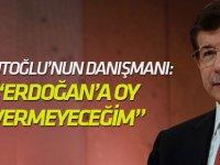 Eski Başbakan Davutoğlu'nun Başdanışmanı Mahçupyan, AK Parti'ye Oy Vermeyeceğini Söyledi