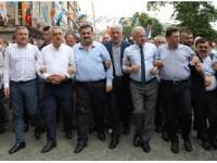 """""""Rizeliler Erdoğan'ın arkasında Kaçkar Dağları gibi dik duracak"""""""