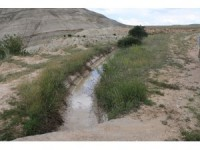 Gürün'de Şuğul Sulama Tesisi Yenileme Projesi yapılıyor