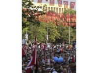 İnce'nin Ankara Mitingi