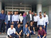 Tunus Nahda Hareketi Siyasi Seçim İşleri Karatay'da