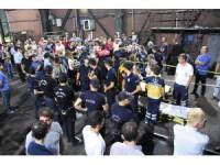 Zonguldak'ta maden ocağındaki göçükte mahsur kalan iki işçi kurtarıldı