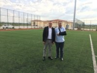 Konya'ya 1.5 milyon metrekarelik spor kampüsü