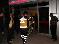 Konya'da düğünde maganda kurşunu: 2 yaralı