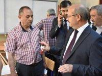 Ahmet Sorgun, 'Oy kullanamazsın' diyen sandık başkanıyla tartıştı