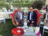 Mustafa Efe sünnet tahtına çıktı