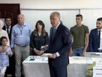 Erdoğan: Seçime katılım yüksek görünüyor!