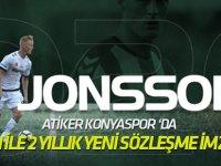 Atiker Konyaspor Jens Jonsson İle 2 Yıllık Yeni Sözleşme İmzalandı