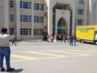 Beyşehirli öğrenciler ter döktü