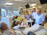 Beyşehir ve Seydişehir de Sağlık Hizmetleri Değerlendirildi