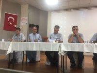 Akşehir'de yıl sonu toplantısı