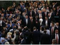 Cumhurbaşkanı Erdoğan'ın yemin töreninden izlenimler