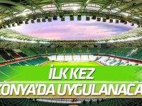"Konya'daki TFF Süper Kupa finalinde ""VAR"" uygulanacak"