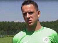 Konyasporlu Hadziahmetovic:Srebrenitsa unutulmamalı!