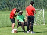 Konyaspor'da oyunculara laktak testi