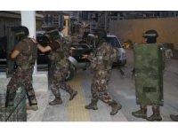 """Başkentte uyuşturucu satıcılarına """"Kalkan"""" operasyonu"""