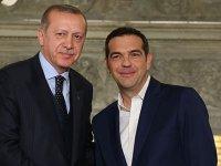 Yunanistan Başbakanı Çipras: 'Erdoğan ile kolay bir görüşme değildi'