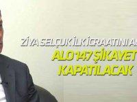 Milli Eğitim Bakanı Ziya Selçuk İlk İcraatını Açıkladı: ALO 147 Şikayet Hattı Kapatılacak