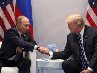 Trump: 'Başkan ben olsaydım Putin, Kırım'ı ilhak edemezdi'
