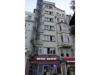Beyoğlu'nda otelde şüpheli ölüm