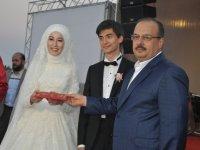 Sevde ile Mehmet Zahit mutluluğa imza attılar
