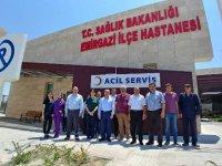 Emirgazi İlçe Hastanesi  Hizmete Girdi