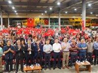 Bozkır'da 15 Temmuz Demokrasi ve Milli Birlik Günü
