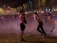Fransa'daki şampiyonluk kutlamalarında 2 kişi öldü