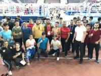 Kick Boks Türkiye Şampiyonasına Konya damgası