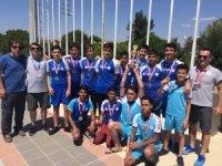 Selçuklu Belediyespor U15 Sutopu Takımı 2. Lig'e yükseldi