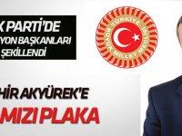 AK Parti'de TBMM İhtisas Komisyon Başkanları belirlendi... Tahir Akyürek de var!