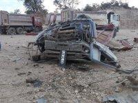 Konya'da kamyon uçuruma yuvarlandı: 1 ölü