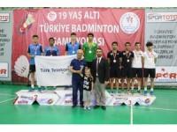 Badminton: 19 Yaş Altı Türkiye Şampiyonası