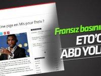 Fransız basınına göre Eto'o ABD yolcusu