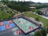 Beyşehir'de 4 spor sahası yaptırılacak