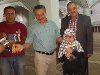 Başkan Tutal, çocuklarla buluştu