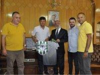 Konyaspor altyapı için Müftülükle işbirliği yapacak
