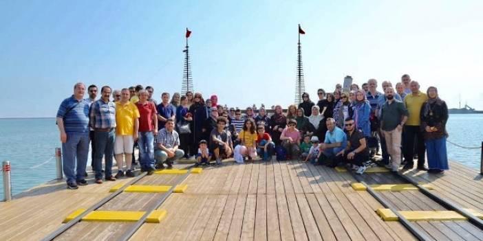 Öğretmenlere Karadeniz gezisi