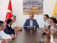 Başkan Altay Konyalı sanayicileri tebrik etti