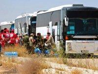 Suriye'de binlerce kişiyi kapsayan tahliye anlaşması
