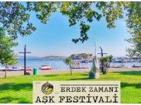 Erdek'te 'Aşk festivali' zamanı
