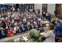 Aydınlı kadın girişimcilerden Bakan Pekcan'a ziyaret