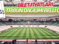 TFF Süper Kupa'da tribün dağılımı ve bilet fiyatları belli oldu