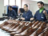 Erkek ayakkabılarının yüzde 35'i Hatay'da imal ediliyor